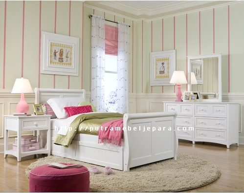 Kamar Set Anak Cat Duco Furniture