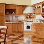 Kitchen Set Minimalis Elegant